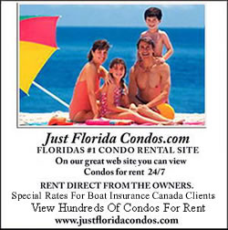 Rent a Florida Condo or Home Direct From the Owner